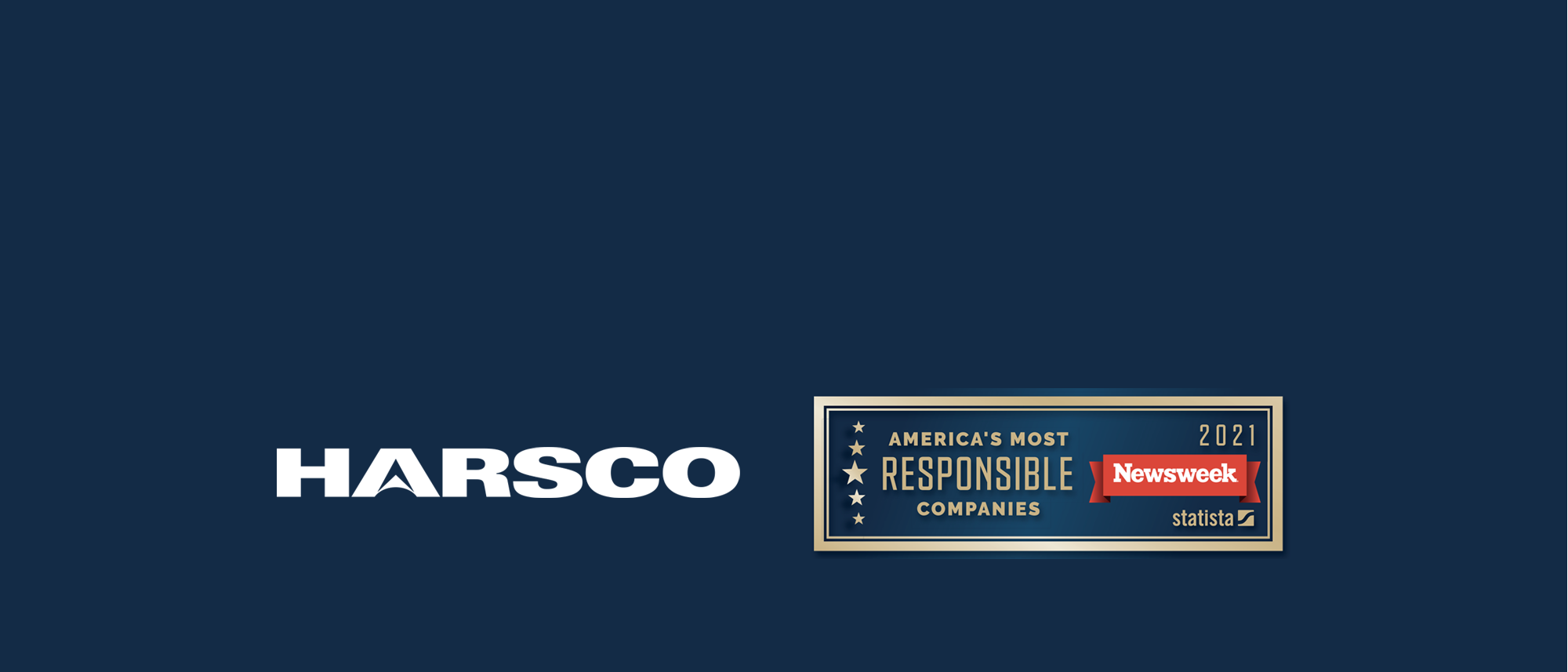 Harsco Named to Newsweek's