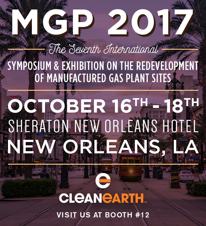 Clean Earth MGP conference 2017