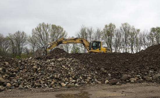 clean earth, Connecticut, soil, recycling